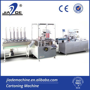 Automatic Condom Packing Machine