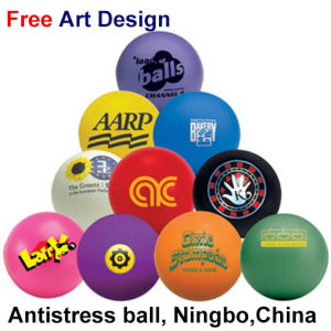 PU Antistress Ball for Promotion (PU-8808) pictures & photos