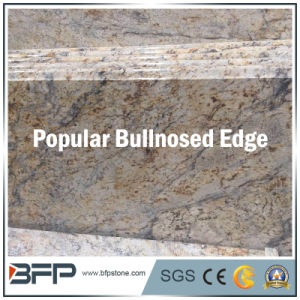 Yellow Natural Granite Countertop/Kitchen Countertop/Kitchen Top for House Decoration pictures & photos