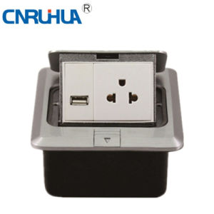 Hot Sales OEM Worldwide American Multi-Functional Socket with USB Port pictures & photos