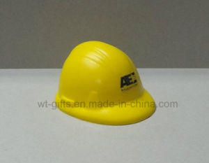 Custom PU Stress Helmet for Promotion