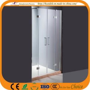 2 Side Hinge Door Shower Screen (ADL-8A1) pictures & photos