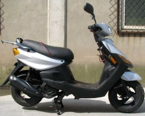 Sanyou 100cc Gasoline Scooter Jog YAMAHA Engine pictures & photos