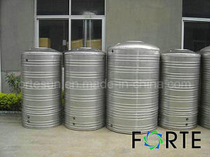 Insulated Stainles Steel Hot Water Storage Tank 1000L pictures & photos