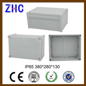 125*125*100 Hot Sale IP65 ABS Enclosures Plastic Waterproof Junction Box pictures & photos