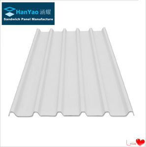 White Steel Roof Tile for Building Material pictures & photos