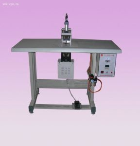 Ultrasonic Spot Welding Machine for Nonwovens Shopping Bag Hand-Belt, Ce Pproved Spot Welder pictures & photos