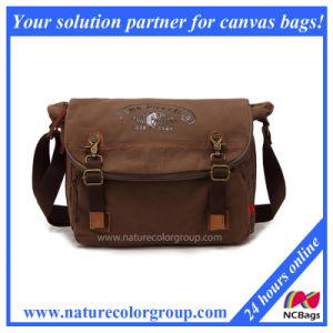 Single Shoulder School Messenger Cross Body Postman Sling Document Bag (MSB-031) pictures & photos