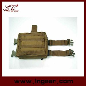 V2 Molle Drop Leg Pouch Bag Tactical Combat Pouch Bag pictures & photos