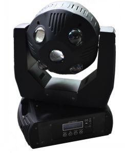 LED Monster Effect Light 10PCS 10W RGBW 4in1