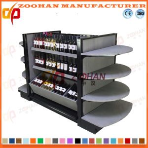 Manufactured Customized Supermarket Retail Store Shelving (Zhs201) pictures & photos