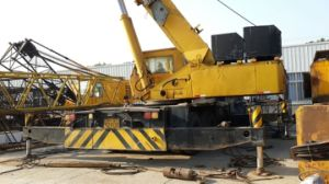 50ton Hydraulic Used Secondhand Tadano Mobile Truck Crane (TG500E) pictures & photos