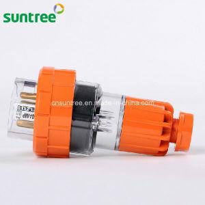 Australia 56p410 10A 4 Pin 250V 500V Electric Plug pictures & photos
