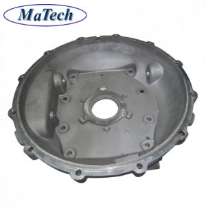 Custom Grey Iron Sand Cast Assembly Clutch Cover pictures & photos