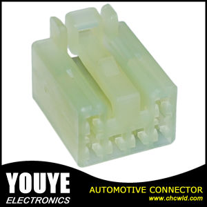 6 Poles Mg610152 Cable Wire Harness Connector pictures & photos