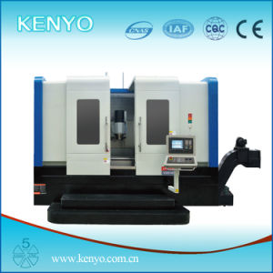 High Positioning Accuracy CNC 5 Axis Control Machining Center