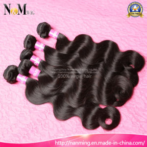 1/2/3/4/5/6/10 PCS 8inch - 30inch Body Wavy Peru Unprocessed Natural Hair pictures & photos