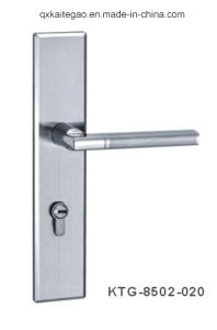 (KTG-8502-020) modern Style 304 Stainless Steel Door Lock pictures & photos