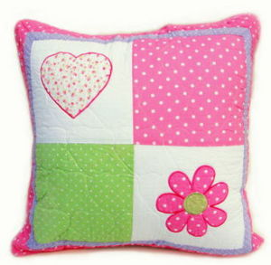 New Design Quilted Cushion Cover for Size 50*50cm with Cotton Embroidery Popular in China pictures & photos