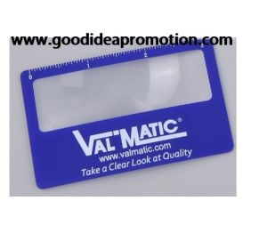 Promotional Plastic Magnifier with Logo pictures & photos