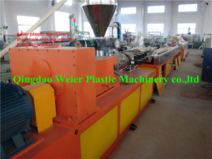 UPVC Door & Window Profile Manufacturing Line pictures & photos