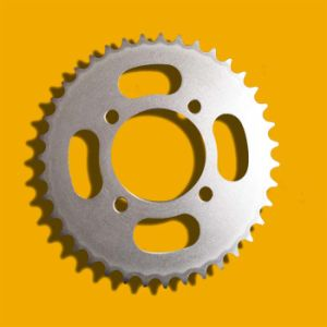 Wide Model Motorcycle Sprocket for Honda Motorcycle Parts pictures & photos