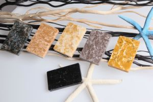 Acrylic Building Material Artificial Stone for Wall Decoration M58 pictures & photos