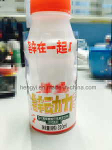 Shrink Sleeve Label Printing (PVC film) for Dairy Product pictures & photos