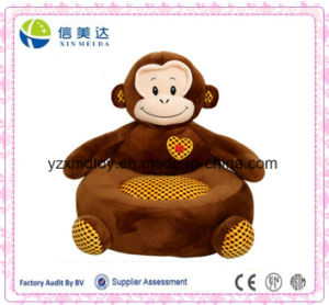 Kid Bean Bag Chair, Kid Bean Bag Sofa, Plush Monkey Shape pictures & photos