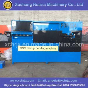 CNC Automatic Rebar Stirrup Bending Machine, CNC Wire Bending Machines, Automatic Wire Bending Machine pictures & photos