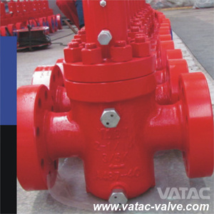 Cast/Forged Steel 2000psi~20000psi RF Flange API 6A Plug Valve pictures & photos