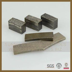 Diamond Granite Cutting Blade Segment pictures & photos