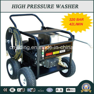 320bar Industry Ar Pump Electric Pressure Cleaning Machine (HPW-QK1842C) pictures & photos