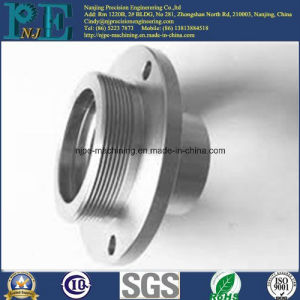 High Precision Stainless Steel CNC Machining Circle Parts pictures & photos