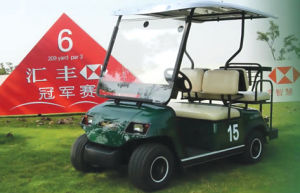 Battery 4 Person Go Kart pictures & photos