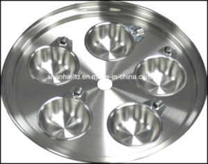 Kitchenware T304 Surgical Waterless Greaseless Stainless Steel Cookware Set pictures & photos