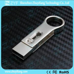 Metal Round Keychain 8GB OTG USB Flash Drive (ZYF1615) pictures & photos