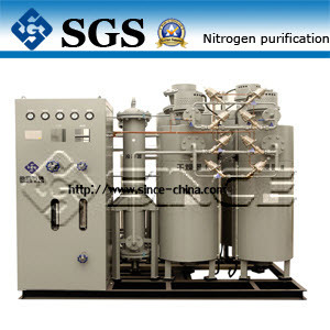 Nitrogen Generator for Magnetic Material Production pictures & photos