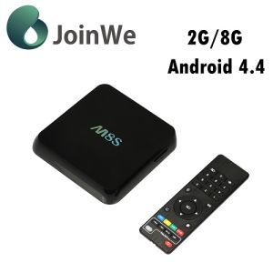 M8s Android TV Box 2GB 8GB Quad Core TV Box pictures & photos