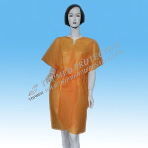 Short Sleeve Kimono for Hairdressing Salon, Beauty Centre, Massage pictures & photos