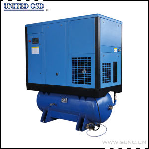 7HP-30HP Integrated Full-Performance Rotary Screw Air Compressor