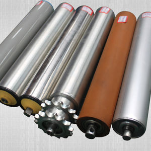 China Factory of Steel or Stainless Steel Conveyor Roller pictures & photos