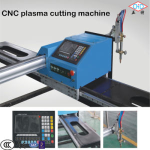 Left Hand Operation CNC Plasma Flame Cutting Machine Supplier pictures & photos