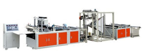 Fully Automatic Non-Woven Fabric Printed Rice Bags Making Machine