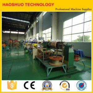 Horizontal Coil Winding Machine pictures & photos