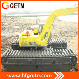 Amphibious Dredger for Shallow Water Dredging