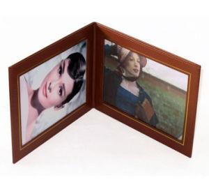 Matt Black Leather Memorial Album pictures & photos