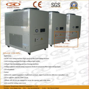 Water Cooled Industrial Chiller with PLC Control pictures & photos