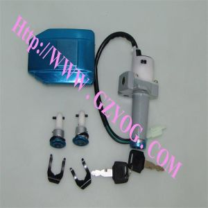 Motorcycle Spare Parts Lock Set for Cgl-125 pictures & photos
