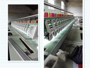 Embroidery Machine for Window Curtain with Good Price pictures & photos